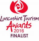 lancashire tourism awards 2016 finalist